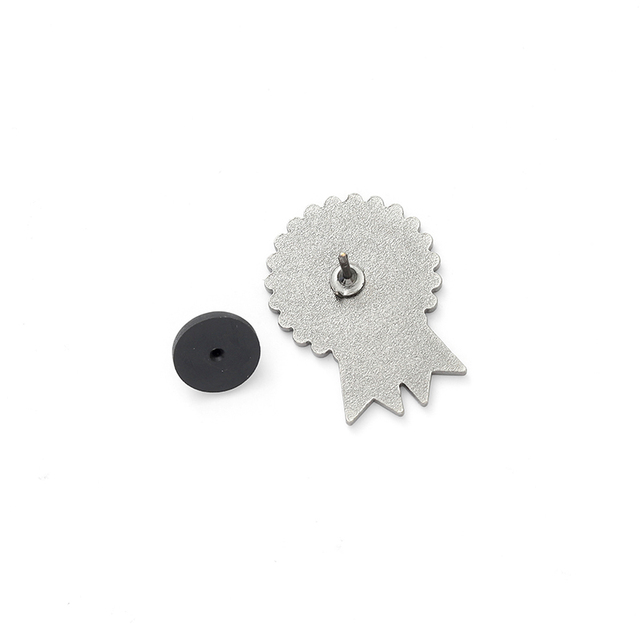 Overthinker Enamel Pin Custom Overthinking Award Brain Skull Book Brooches Bag Lapel Pin Cartoon Badge Jewelry Gift for Friends 5