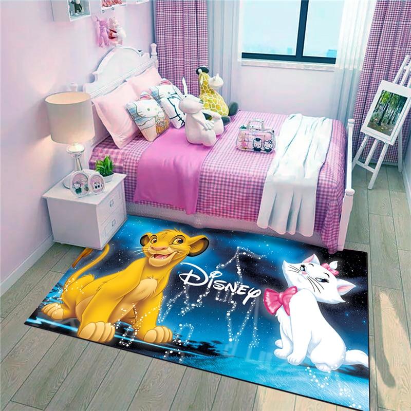 Princess Mat Bathroom Child boy girl Carpet Hallway Doormat Anti - Slip Bathroom Carpet Absorb Water Kitchen Mat/Rug