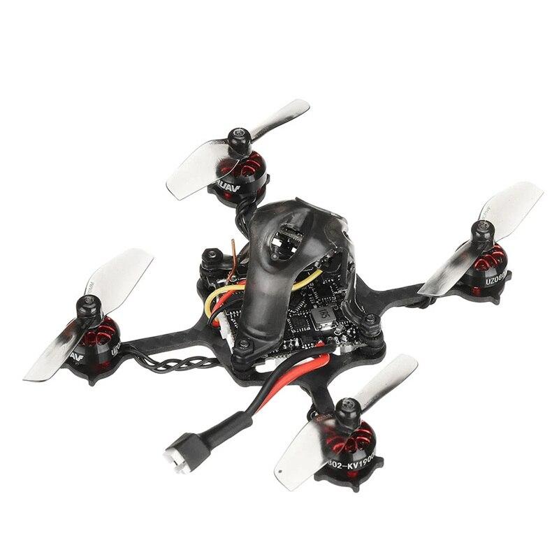 URUAV UZ80 80mm Super Micro 20g 1S DIY Toothpick FPV Racing Drone Quadcopter w/ Runcam Camera 5.8G 40CH VTX 0802 19000KV Motor 3