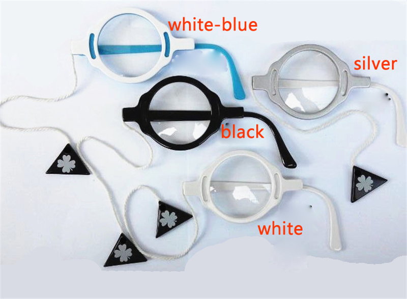 Detective Conan Anime Kid the Phantom Thief Kuroba Kaito Eyewear Glasses prop