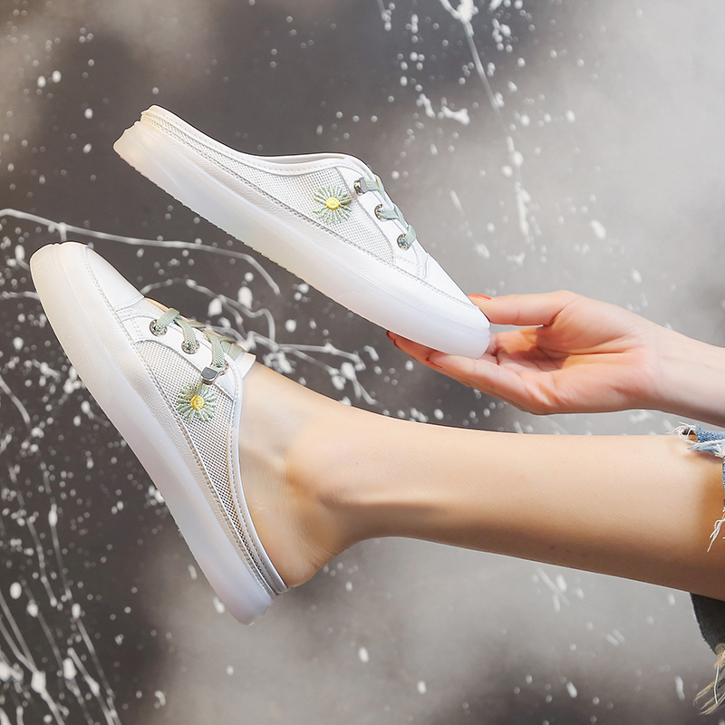 2020 Women Sandals Summer Shoes Flat