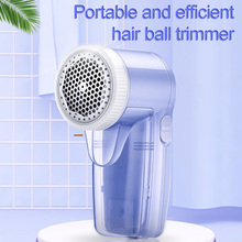 USB Charging Sweater Shaver Lint Remover Portable Clothes Trimmer Pilling Shaving Sucking Ball Machine Fuzz Pellet Cut Machine