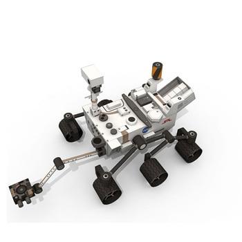 1:11 U.S. Curiosity Mars Explorer DIY 3D Paper Card Model Building Sets Construction Toys Educational Toys Military Model 1