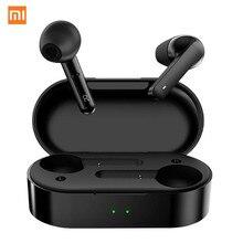 Xiaomi Mijia T3 Touch Controlหูฟังไร้สายแบบDual Mic Bluetooth V5.0 หูฟังกีฬา 3Dสเตอริโอชุดหูฟังสำหรับโทรศัพท์