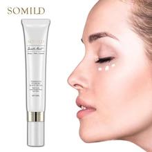 SOMILD 20ml Korean Eye Cream Anti-Aging Wrinkle Removal Crea