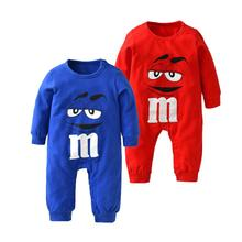 Outfits Romper Jumpsuit Pajamas Infant Clothing Long-Sleeve Toddler Newborn Baby-Boys-Girls