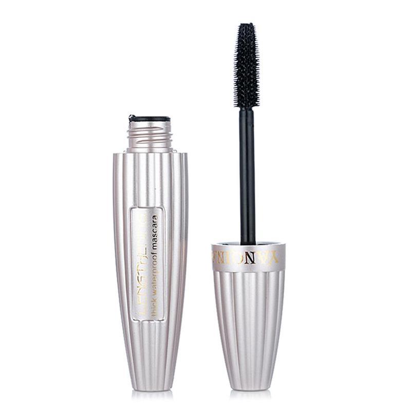 3d Multi-functional Waterproof Eyelashes Mascara Liquid Fiber Long Lashes Eyelashes Curling Mascara Brush Makeup Tool