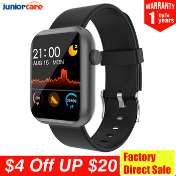 New P9 Smart Watch Men Woman Full Smartwatch Built-in game IP67 waterproof Heart Rate Sleep Monitor For iOS Android phone VS P8
