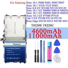 Bateria Para Samsung GALAXY Note 10.1 Tab Pro P600 8 P601 P605 P607 GT N5100 N5110 N5120 N8000 N8010 N8020 P7500 P5100 P5110