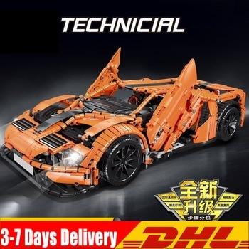 2020 23013 3038Pcs Technic Car Toys The MOC Fords GT Race Car Mode 10792 Building Blocks Bricks Kids Christmas Boys Gift 20001 1