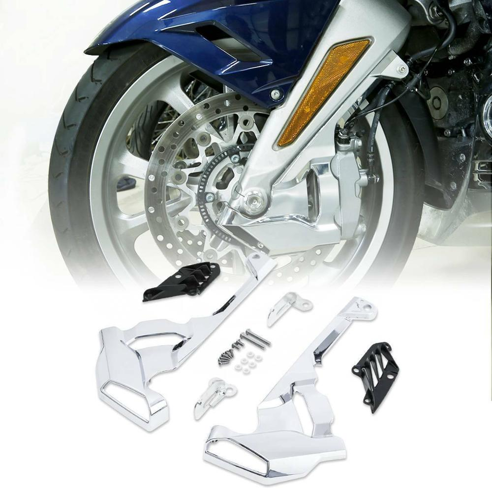 Fit : GL Front Foot Rest Foot Pegs Fit For Honda Goldwing GL1500 GL1100 GL1200