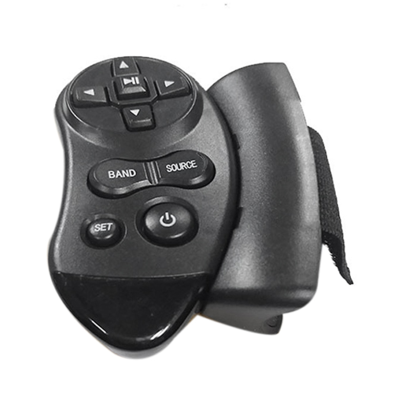 Universal Car Steering Wheel Remote Control Learning For Car Cd Vcd Dvd Remote Controls    - AliExpress