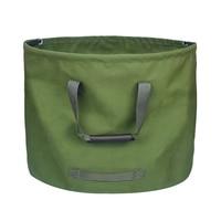 2 Pack Portable Waterproof Reusable Garden Lawn Leaf Trash Waste Bag Container Storage Tote Garden Yard Compost Bag|Trash Bags| |  -