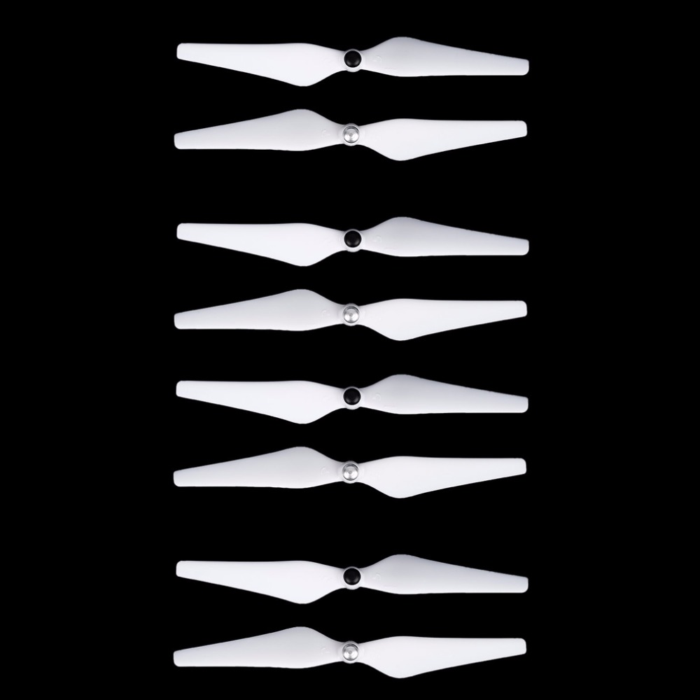 4 Pairs Propeller Quick Release Props For 3A 3P 3S Phantom 2 Upair Drone Spare Parts Durable 9450 Blade Wing For DJI Phantom 3