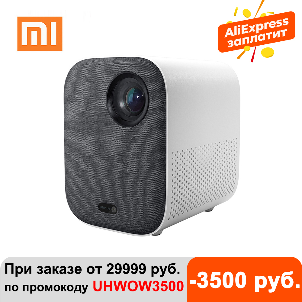 Xiaomi Mijia Mini Projector DLP Portable 1920*1080 Support 4K Video WIFI Proyector LED Beamer TV Full HD for Home Cinema|Home Theatre System| - AliExpress