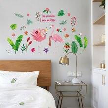 Украшение для стен дома картины украшение спальни Стикеры с