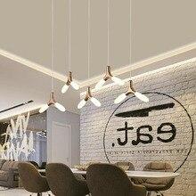 цена Modern LED Pendant Lights for Living Room Pendant Lamp Bedroom Kitchen Hanging Lamp Dining Room Hanglamp Indoor Lighting Fixture онлайн в 2017 году