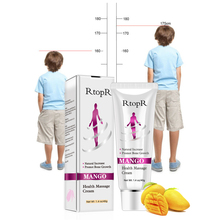 Increases Body Growth Higher Health Massage Cream Foot Care Products Promote Bone Mango Pure Natural
