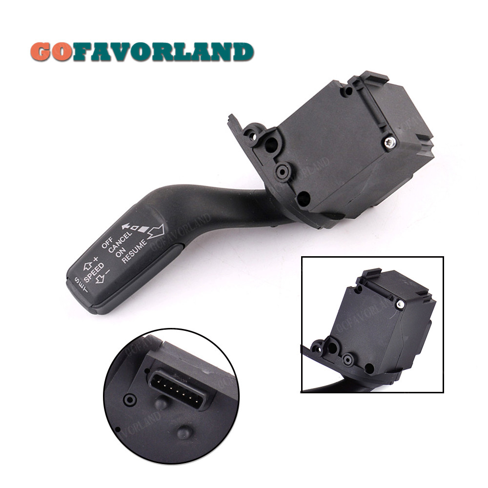 Turn Signal Cruise Control Combination Column Switch Stalk 4E0953521 For Audi A4 B6 B7 A6 C6 2007 2008 2010 A8 Q7 2007-2015 RS4 image