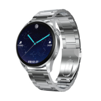 TagoBee-reloj inteligente Digital para hombre, pulsera con Bluetooth, compatible con llamadas de cristal, pulsera de Fitness de oxígeno en sangre, contraseña DT3
