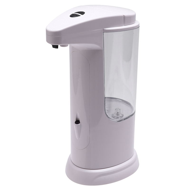 Промо-акция! Водонепроницаемый, анти-утечки, на батарейках Электрический Дозатор для мыла Автоматический Бесконтактный 400 мл дозатор