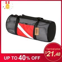 Сетчатая Сумка для подводного плавания, аксессуары для дайвинга и серфинга, сумка унисекс для спортивного зала и фитнеса