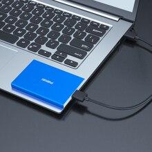 PIRISI External Hard Drive 2.5 Portable HD Externo 80GB 120GB 160GB 250GB 320GB 500GB 750GB 1 TB 2TB USB3.0 storage PS4 X360