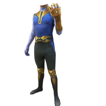 Avengers: Devils in Thanos Costumes Fighting Thanos Cosplay Costumes Children Adult Halloween Party Tights avengers vs thanos