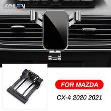 Автомобильный мобильный телефон держатель для mazda cx 4 cx4