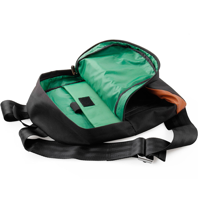 JDM Backpack Seat-Belt Travel-Bag Auto-Key-Case Racing-Tuning-Bag Drift School Car Harness title=