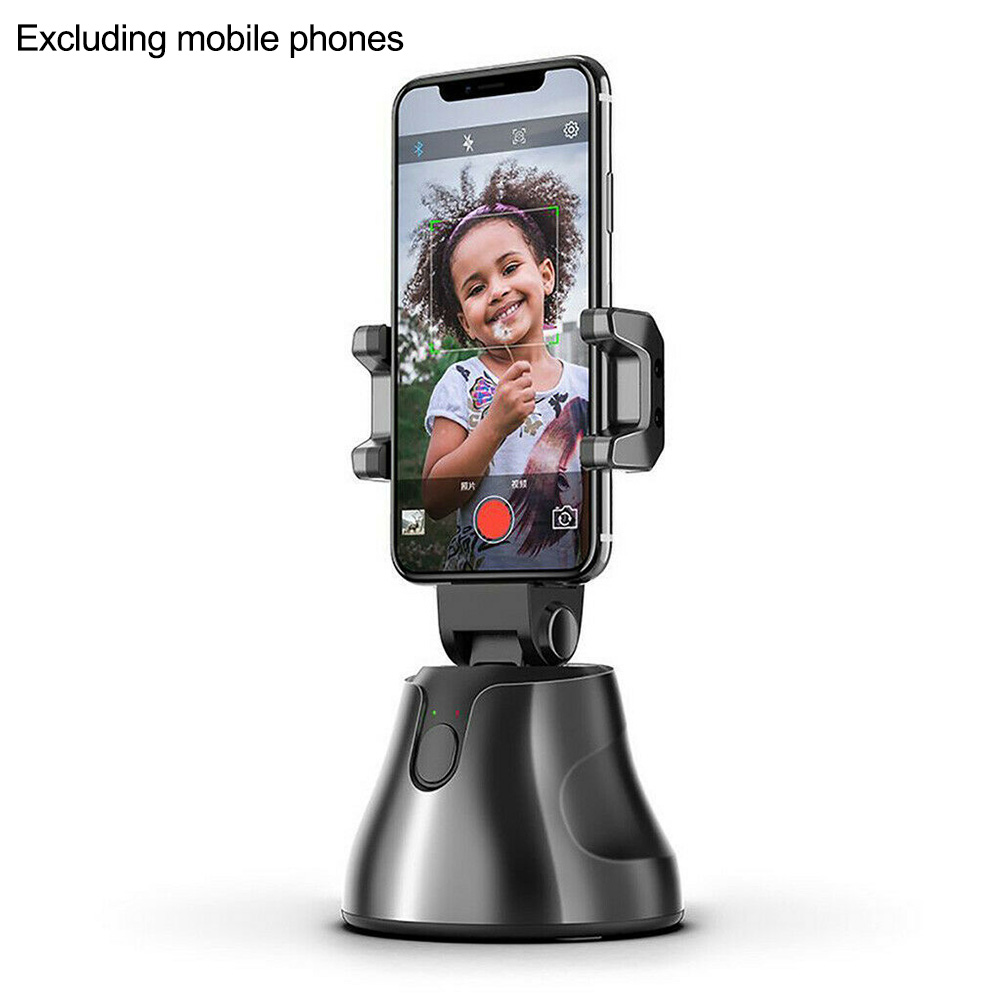 Apai Genie Auto Smart Phone Holder Selfie Shooting Gimbal 360 ° Face Tracking Object Stick Photo Vlog Camera Live Video Record