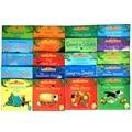 20 шт./компл. Usborne сказочные книги на английском языке  Детская известная образовательная книга на английском языке