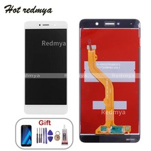 Screen For HUAWEI Y7 2017 LCD Display Touch Digitizer Repalcement Huawei Prime TRT-L21 TRT-LX1 pantalla +Tool
