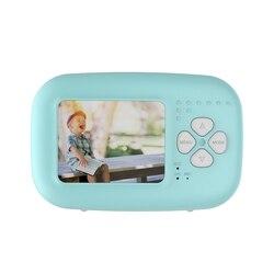 Mini dzieci aparat cyfrowy aparat zabawka 1080 HD 2 Cal duży ekran ładny aparat zabawka prezent urodzinowy dla dzieci zabawki edukacyjne