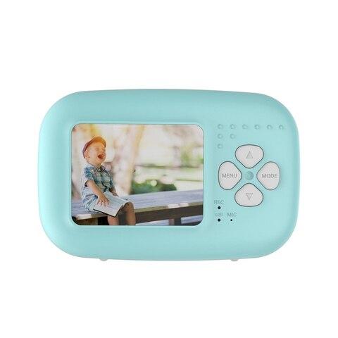 Brinquedo da Câmera Presente de Aniversário Mini Câmera Crianças Digital Brinquedo 1080 hd 2 Polegada Tela Grande Bonito Educacional