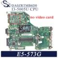 KEFU DA0ZRTMB6D0 материнская плата для ноутбука Acer E5-573G оригинальная материнская плата I3-5005U