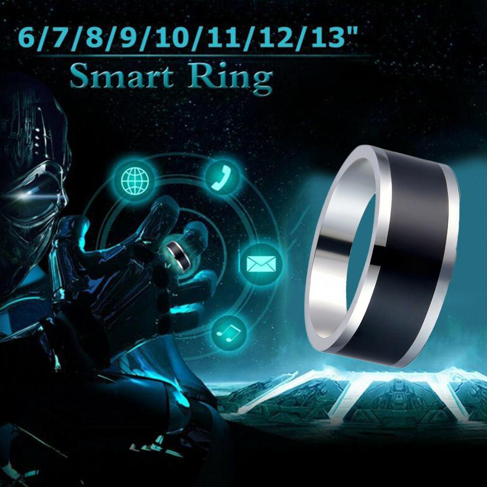 Smart-Ring NFC Android New-Technology Magic-Finger for Windows Phone