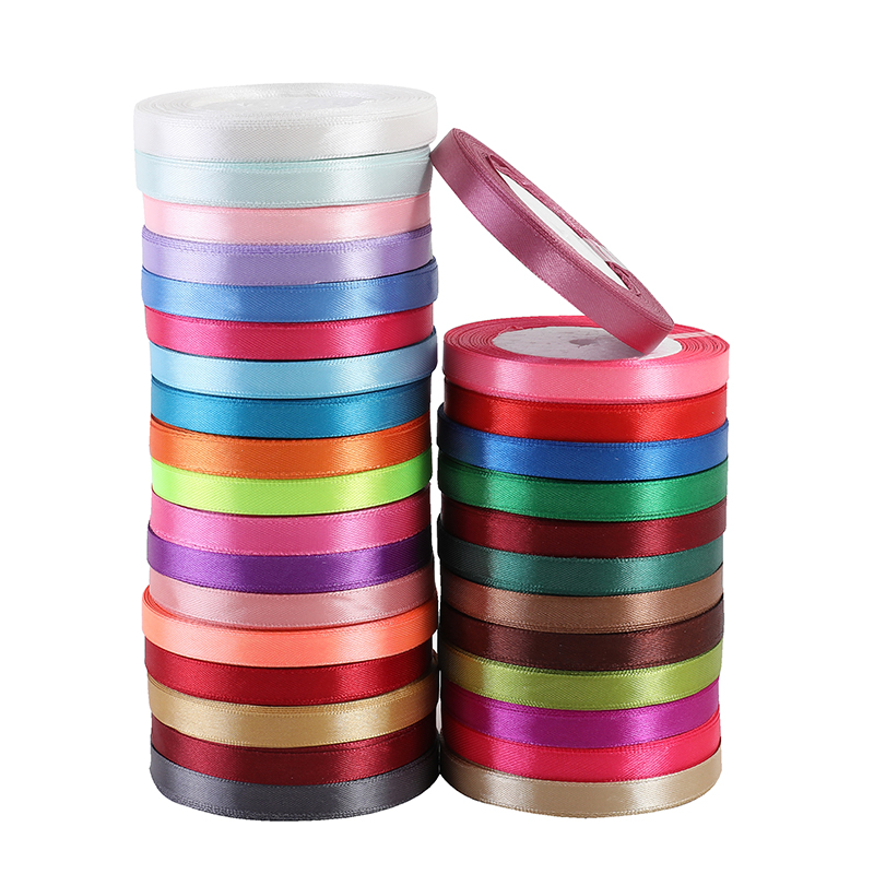 Wrapping Scrapbook 5 Metre DIY Craft 25mm Satin Ribbon Wedding Sewing