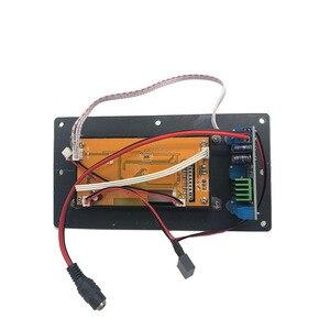Image 4 - Lusya TPA3116 Bluetooth 50W * 2 streo เสียงเครื่องขยายเสียงที่มีหน้าจอสี Spectrumt สำหรับรถ DC12V H2 003