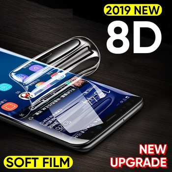 8D Protective Film on the for Samsung Galaxy S20 Ultra S10 5G S9 S8 Plus S10e