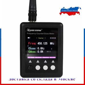 Image 1 - ความถี่SURECOM SF 401 Plusความถี่ความถี่27Mhz 3000Mhzวิทยุแบบพกพาความถี่ด้วยCTCCSS/DCSถอดรหัส
