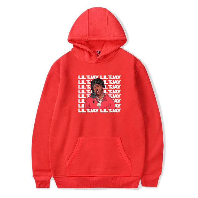 BROTHERS LIL TJAY THEMED HOODIE (25 VARIAN)