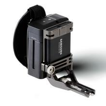 Tiltaサイドフォーカスハンドルサイド電源ハンドル実行/停止のためtilta bmpcc 4 18kケージGH5ケージXT3ケージフィットF970 F570 LP E6バッテリー