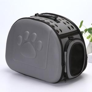 Image 3 - CAWAYI KENNEL Pet Carriers Carrying for small cats dogs Handbag dog transport bag Basket bolso perro torba dla psa honden tassen