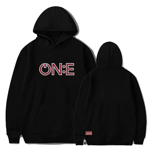 MAP OF THE SOUL ON:E THEMED HOODIE (12 VARIAN)