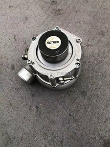 Image 5 - Rotrex C30 C38 Supercharger Compressor blower booster mechanical Turbocharger Kompressor turbine car auto 2.5 4.0L Used parts