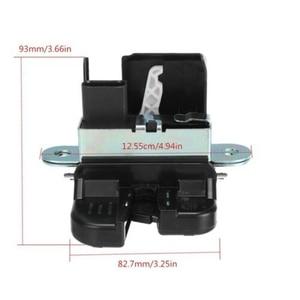 Image 5 - 5K0827505A 1K6827505E 5M0827505E 1P0827505D האחורי TRUNK נעל נועל מכסה מנעול פולקסווגן גולף V VI גולף GTI MK5 גולף MK6 עבור מושב ליאון
