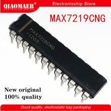 10pcs/lot MAX7219CNG MAX7219 DIP MAX7219ENG DIP24 New original 100% quality