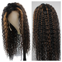 Wigs T-Part Human-Hair Frontal Lace Transparent Virgin Women High-Quality Boomluxe