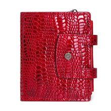 Women Ladies Genuine Leather Short Wallet Card Holder Purse Mini Handbag